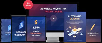 Automatic Clients Book & Bonuses